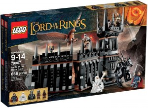 LEGO Lord of the Rings Battle at the Black Gate