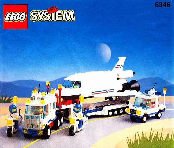 LEGO Shuttle Launching Crew (6346)