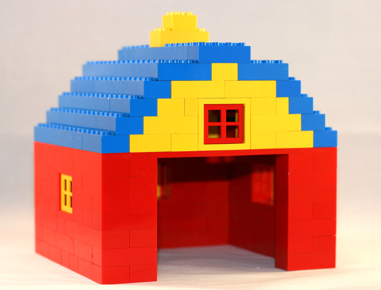 Downloadable instructions archives huckleberry brick for Lego classic house instructions
